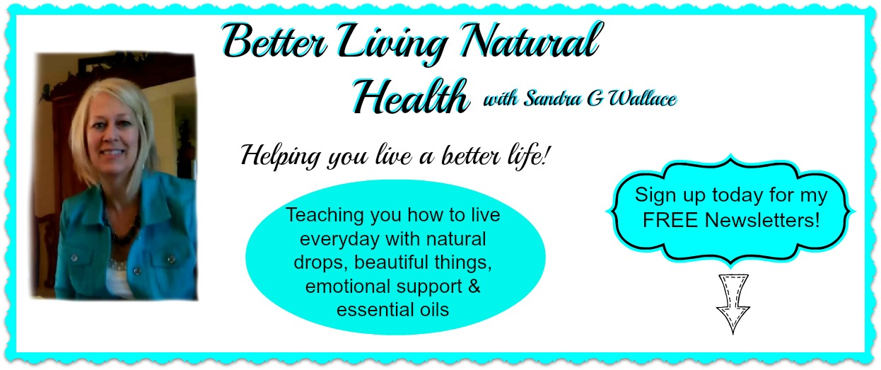Better Living Natural Health header image